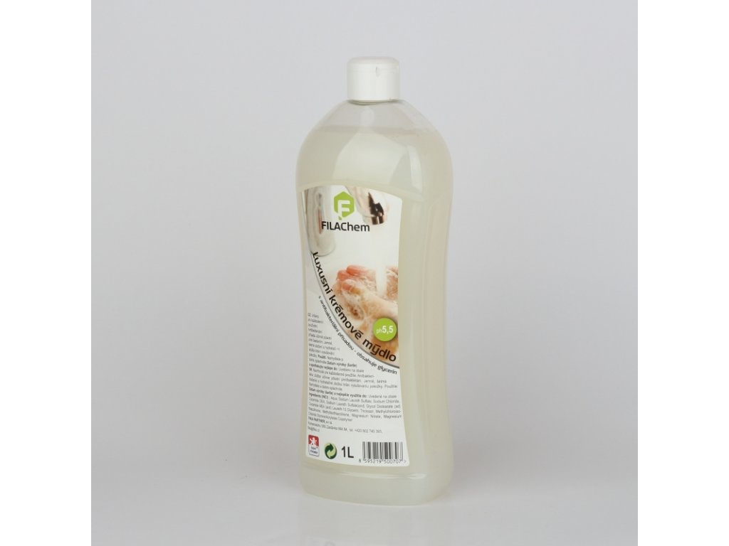 tekute mydlo s antibakterialni prisadou 1l fch three