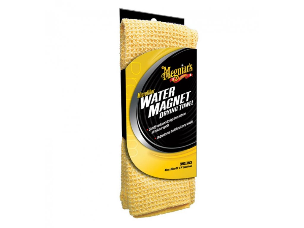 meguiars water magnet microfiber drying towel mikrovlaknovy susici rucnik