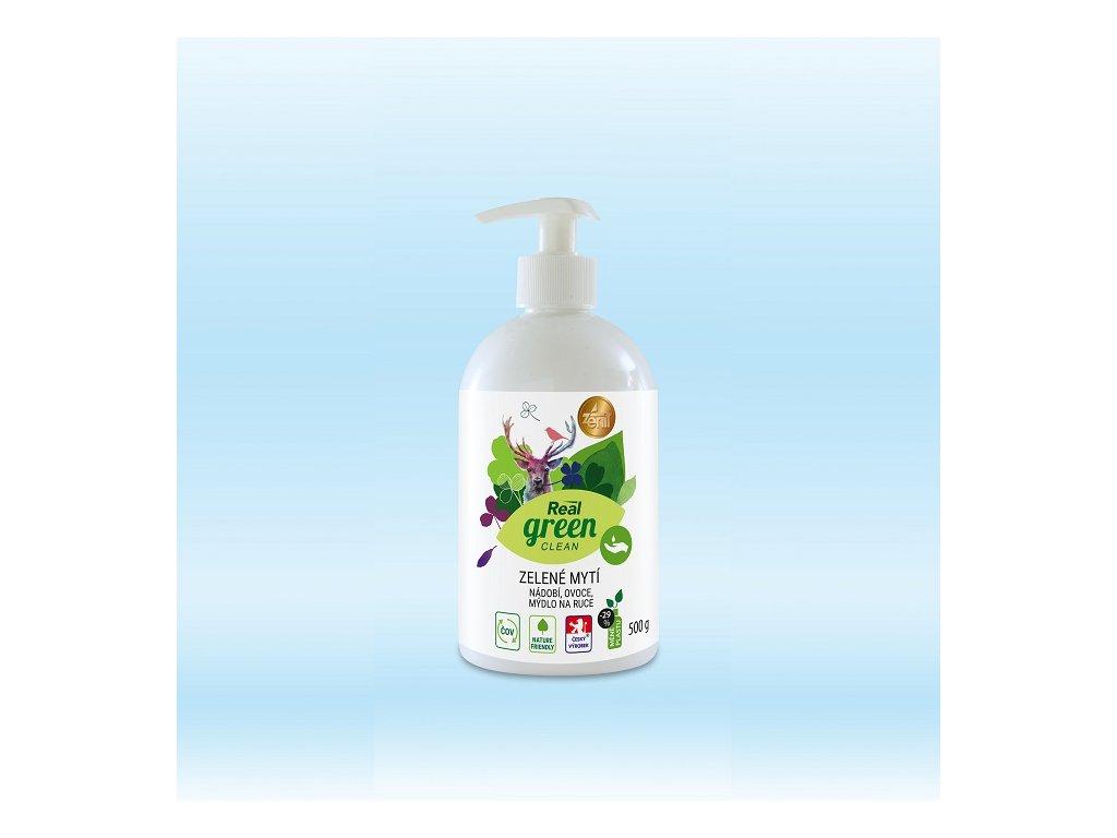 Real green clean zelene myti 500g