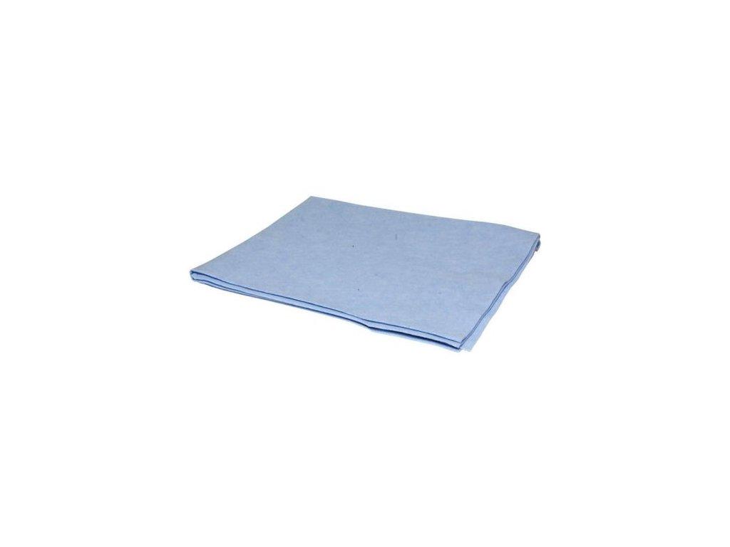 Hadr podlahový modrý 60x70 cm viskóza