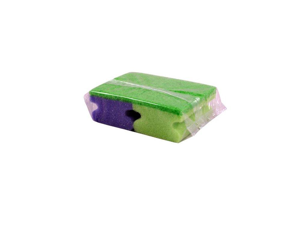 Houbička BLUEGRASS tvarovaná sada 2 ks 9,5x7x4 cm polyuretan