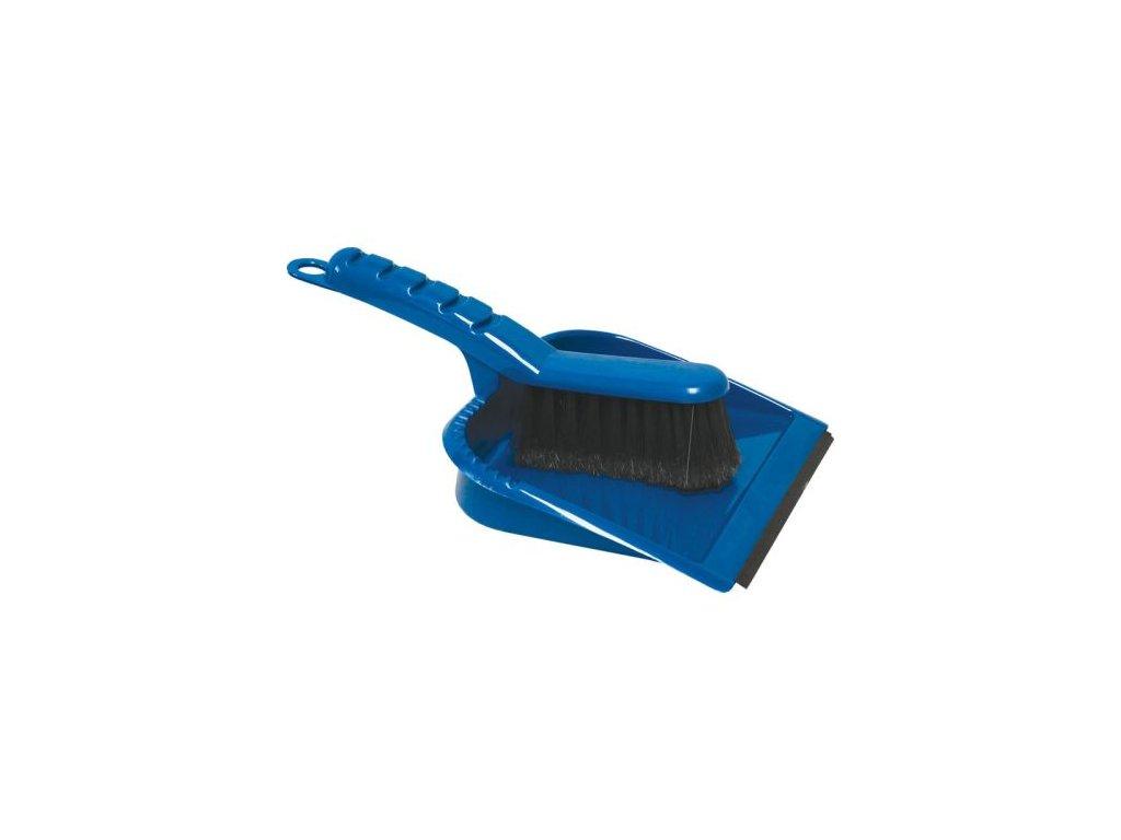 Smetáček + lopatka PERFEKTA 22x3328,5x4 cm chlup 5 cm plast