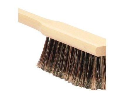 Smetáček 28x4 cm chlup 6,5 cm dřevo