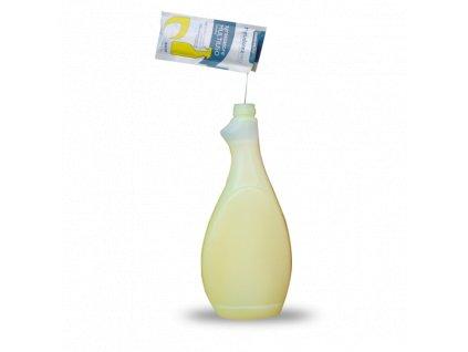 pet lahev 750 ml s rozprasovacem