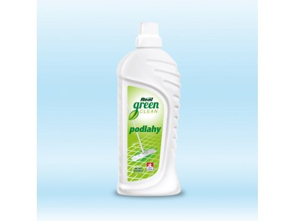real green clean podlahy 1kg