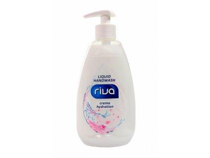 zenit riva tekute mydlo creme hydration s davkovacem 500g