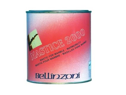 BELLINZONI Tmel Mastice 2000 medově tekutý-mramor, žula, ...