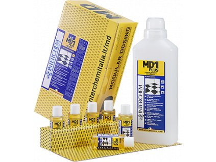MD1Plus KIT Lavapavimenti Agrumato