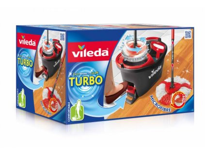 vileda set turbo