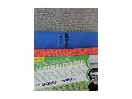 EUDOREX - SUPER AUTO TRE utěrky na čištění vozů