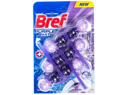 bref purple