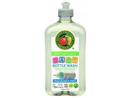 gel na myti kojeneckych lahvi