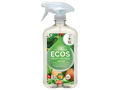 ecos cistic ovoce a zeleniny