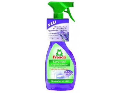 frosch hygienicky cistic levandule