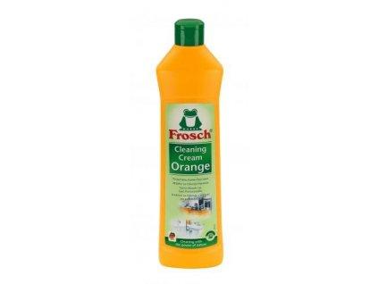 frosch tekuty pisek pomeranc 500