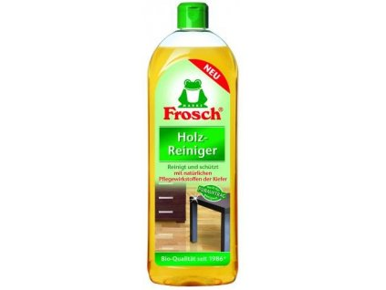frosch cistic na drevene podlahy a povrchy