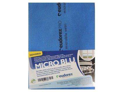 EUDOREX - MICRO BLU Vetri utěrka na skleněné povrchy