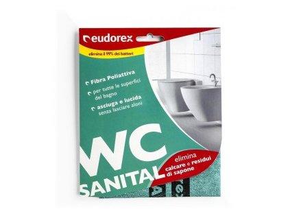 EUDOREX - SANITAL utěrka do koupelny a WC