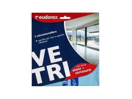 EUDOREX - Vetri hadřík na okna, sklo a chrom