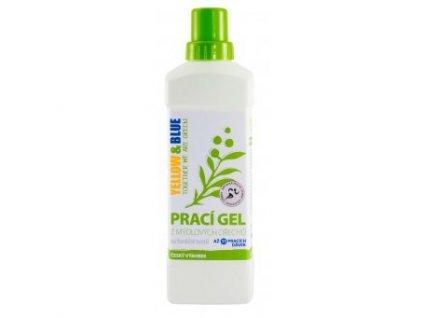 tierra verde praci gel stribro lahev