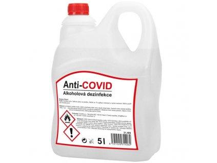 dezinfekce alkoholova anti covid filson 5l flexi kanystr