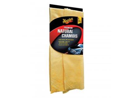 meguiars natural chamois prirodni jelenice