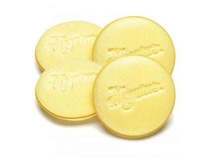 meguiars soft foam applicator pads penove aplikatory 4ks