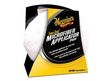 meguiars even coat microfiber applicator mikrovlaknove aplikatory 2ks
