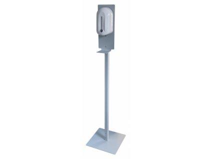 STAND & SIMPLE 1100 - stojan a dávkovač alkoholových dezinfekčních roztoků automatický