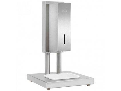 WAGNER WP 102E-7T - deskový stojan a dávkovač alkoholových dezinfekčních roztoků automatický
