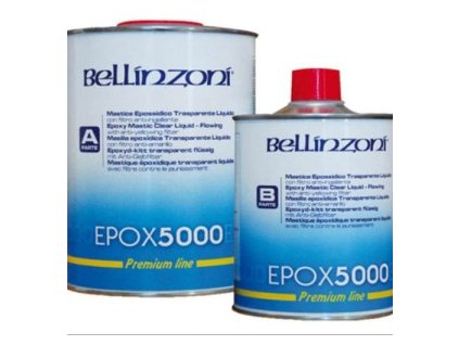 BELLINZONI EPOX 5000 premium - mramor, žula, ...