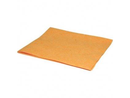Hadr podlahový oranžový 60x70 cm viskóza