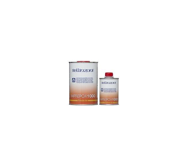 BELLINZONI IMPREPOX 1000 Premium - mramor, žula, ...