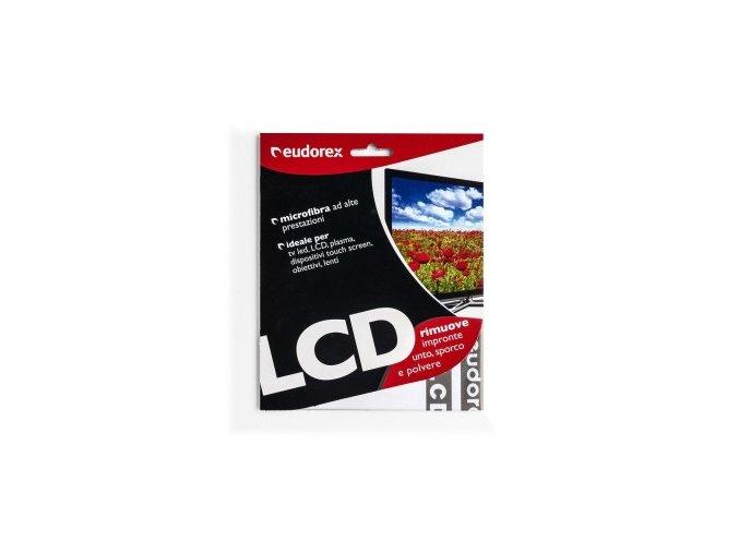 EUDOREX speciální hadřík určený pro LCD a Plazma TV