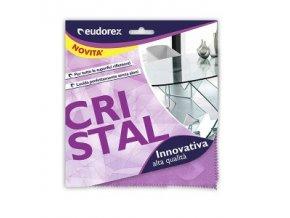 EUDOREX - CRISTAL utěrka na skleněné povrchy
