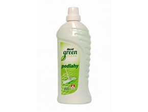 Real green clean podlahy