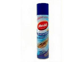 real proti prachu