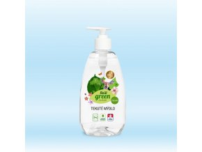 Real green clean prostredek na nadobi a mydlo na ruce