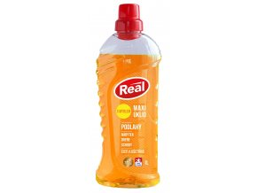 Real maxi uklid s mydlem