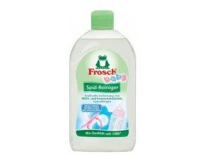 frosch myci prostredek na kojenecke lahve a dudliky