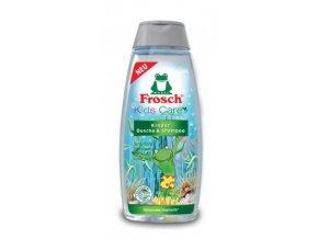 frosch sprchovy gel a sampon pro deti