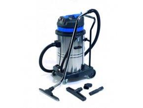 prumyslovy vysavac tekutin a prachu cleantrack vacline 702