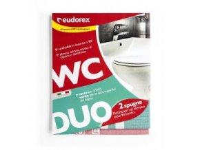 EUDOREX - WC DUO utěrka do koupelny a WC