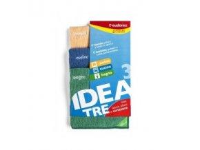 EUDOREX - IDEA TRE v balení 3ks