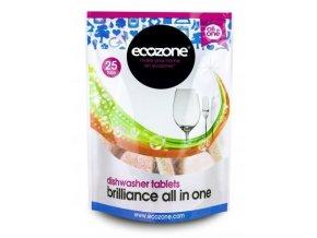 ecozone tablety do mycky 5v1 25ks