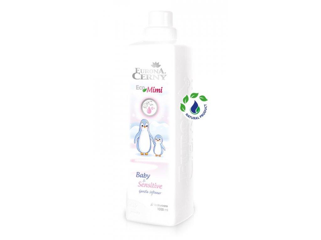 Eco Mimi 0+ Jemný avivážní kondicionér pro miminka, 1 000 ml