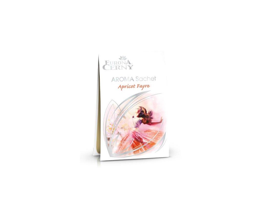 Parfémová sašetka - Meruňková kráska, 125 ml