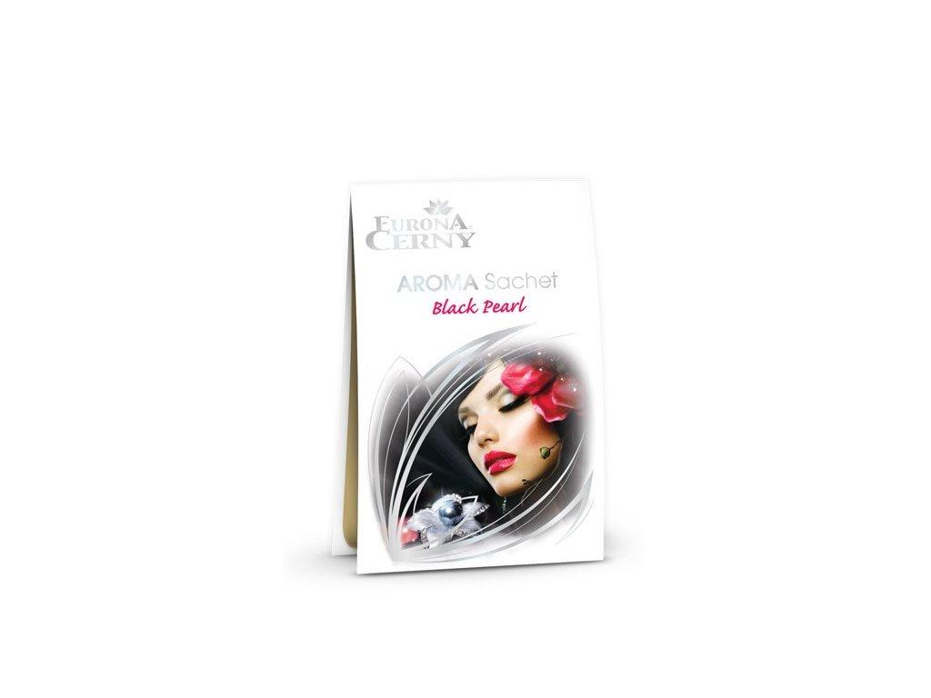 Parfémová sašetka - Černá perla, 125 ml