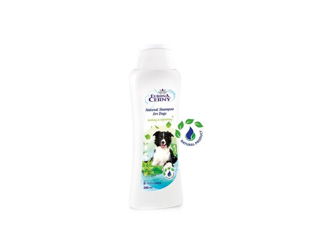 Přírodní šampon pro psy s antibakteriální přísadou, 250 ml