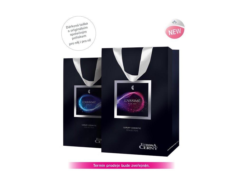 Enssimé – Luxusní dárková taška, 1 ks